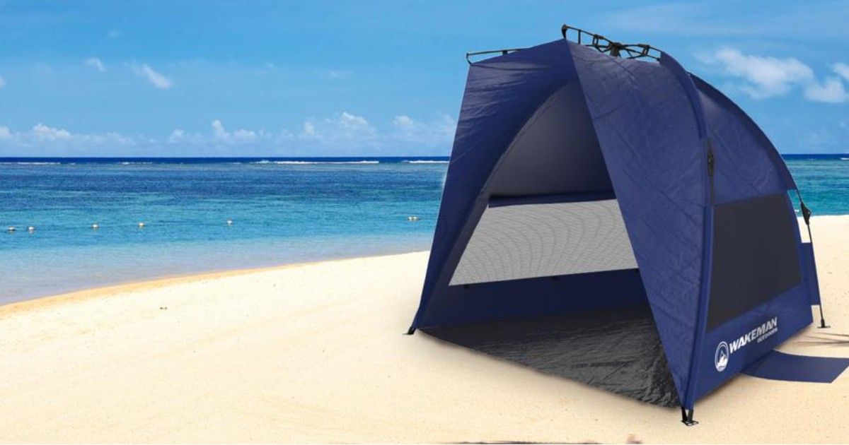 Carpa para Playa Wakeman