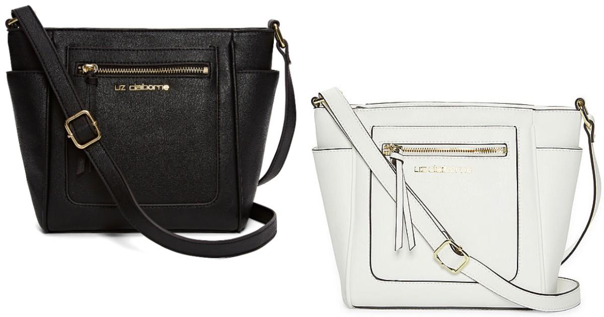 Liz Claiborne Lola Crossbody Bag SOLO $22.50 (Reg $60)