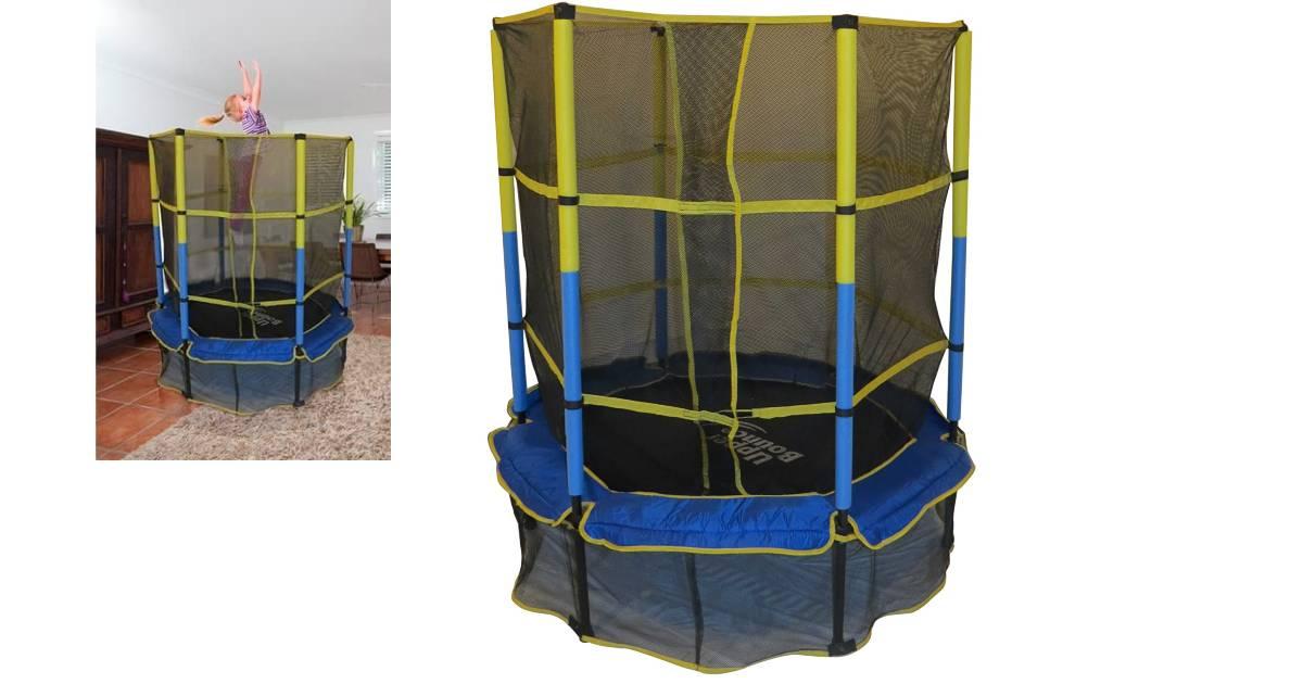 Mini Trampolín Upper Bounce de 55″ a solo $86.24 (Reg. $119)