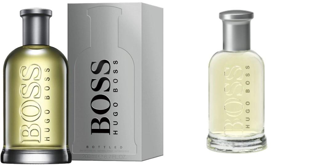 Perfume de Hombre HUGO BOSS Boss Bottled a solo $36.50 (Reg. $73) en Kohl's
