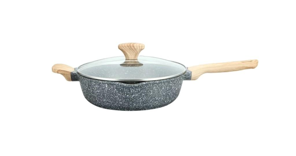 Sartén Country Kitchen 4qt Cast Aluminum Deep Fry a solamente $22.49 (Reg. $49.99) en Kohl's