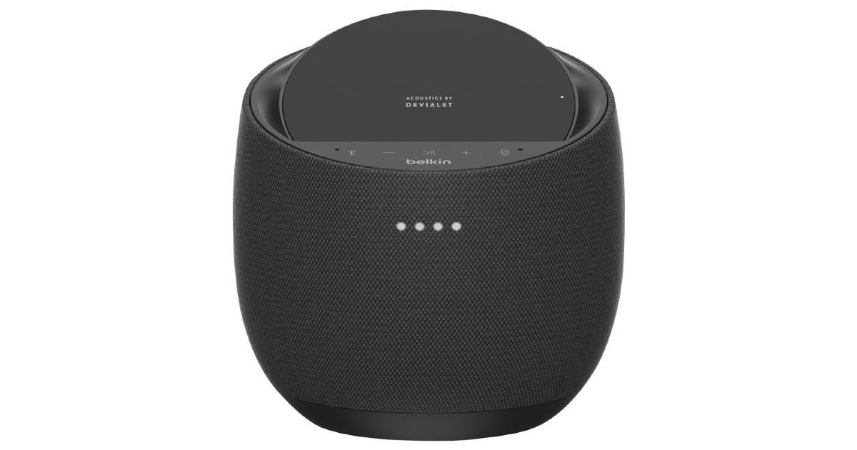 Lee más sobre el artículo Bocina Inteligente Belkin SoundForm Elite con Asistente de Google a solo $99.99 en Best Buy (Reg. $200)