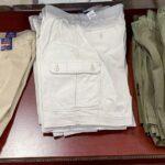 Pantalones Cortos Estilo Cargo Para Hombres SOLO $11.99 (Reg $40)