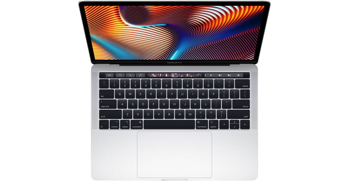 Apple MacBook Pro Pantalla de 13″ con Touch Bar a solo $999.99 en Best Buy (Reg. $1,900)