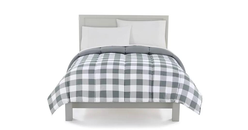Comforter Reversible The Big One Down Alternative a SOLO $9.99 (Reg. $100) en Kohl's