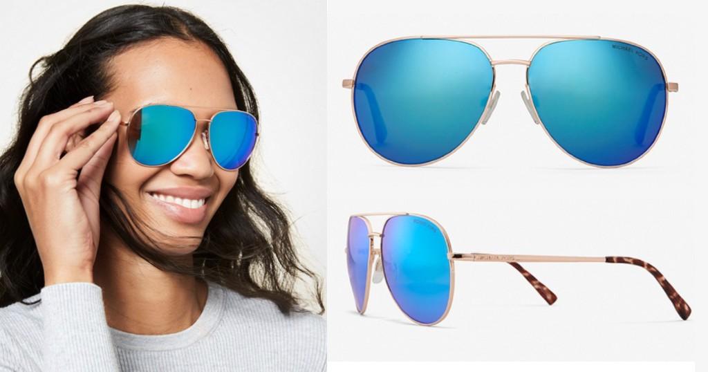 Lee más sobre el artículo Gafas de Sol Michael Kors Rodinara a solo $69(Reg $149)