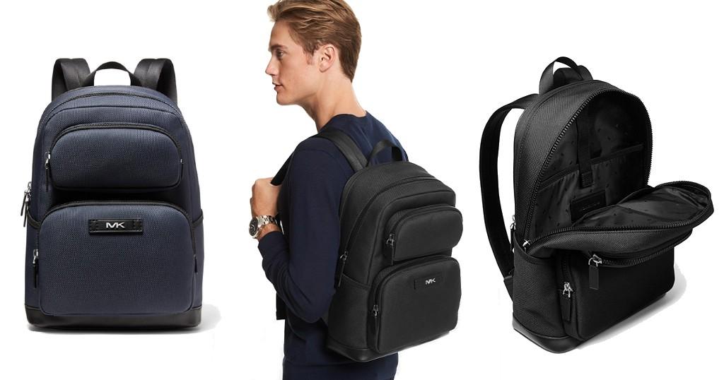 Lee más sobre el artículo Bulto Backpack Michael Kors Kent Wovena solo $149(Reg $448)