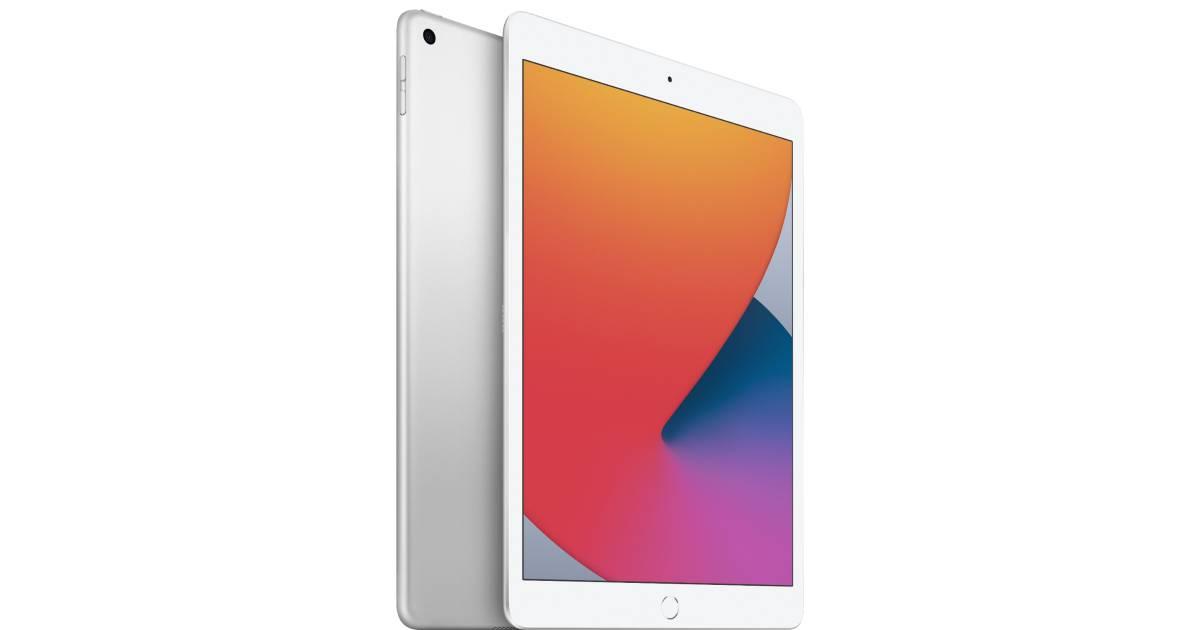 Lee más sobre el artículo Apple iPad 10.2-Inch (8th Generation) con Wi-Fi 128GB a solo $379.99 en Best Buy (Reg. $430)