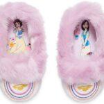 Disney Princess Girls Slip-On Slippers SOLO $7.20 (Reg $12)