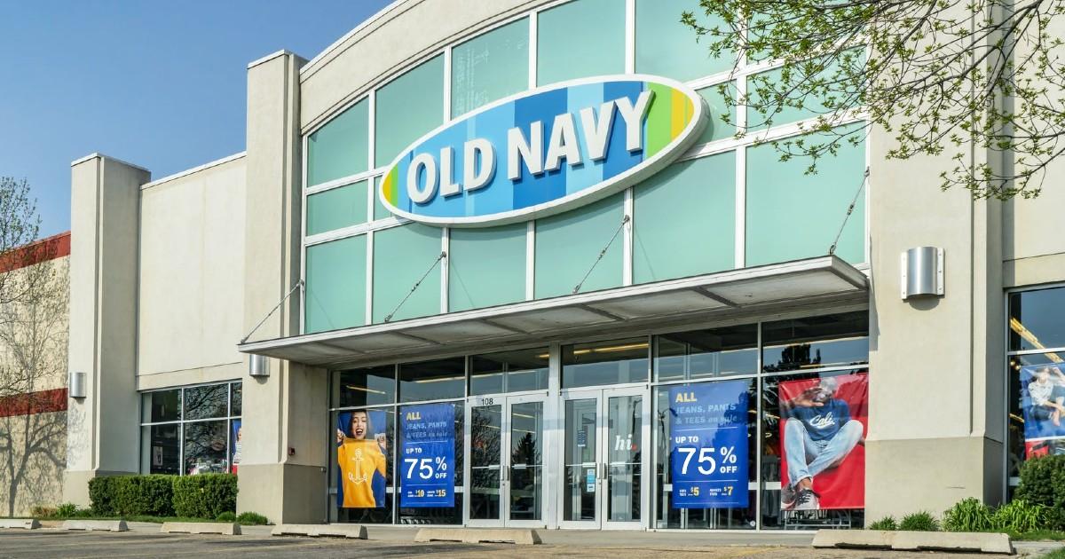 Lee más sobre el artículo Old Navy: HASTA un 75% de Descuento   Precios Comienzan DESDE $3.99