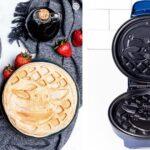 Star Wars Mandalorian Waffle Maker SOLO $39.99 en JCPenney (Reg $55)