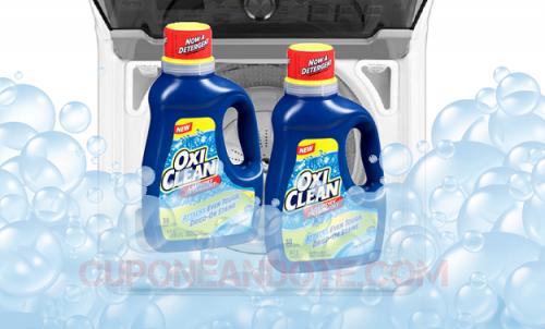 Lee más sobre el artículo Detergente OxyClean a solo $0.95 en Family Dollar